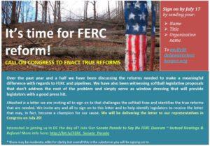 FERC flier