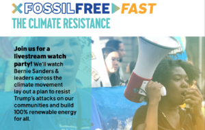Fossil Free Fast
