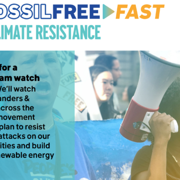 Fossil Free Fast