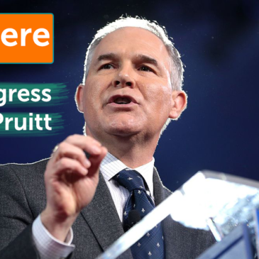 Tell Congress to Fire Scott Pruitt