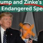 Trump, Pruitt (now fired) and Zinke