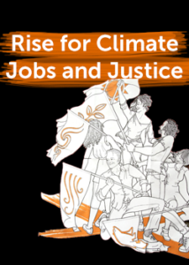 Rise for Climate Jobs and Justice