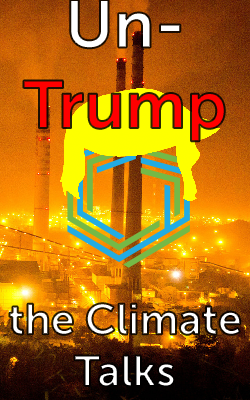 Un-Trump the Climate Talks