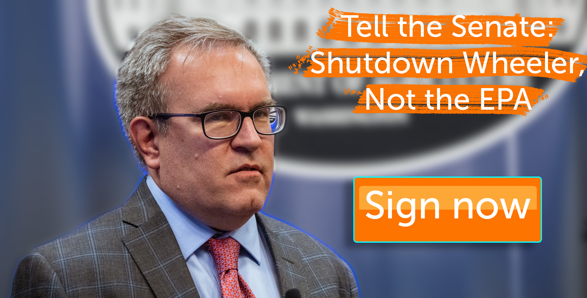 Shutdown Wheeler not the EPA