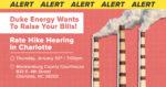 Duke Energy Wants to Raise your bills!