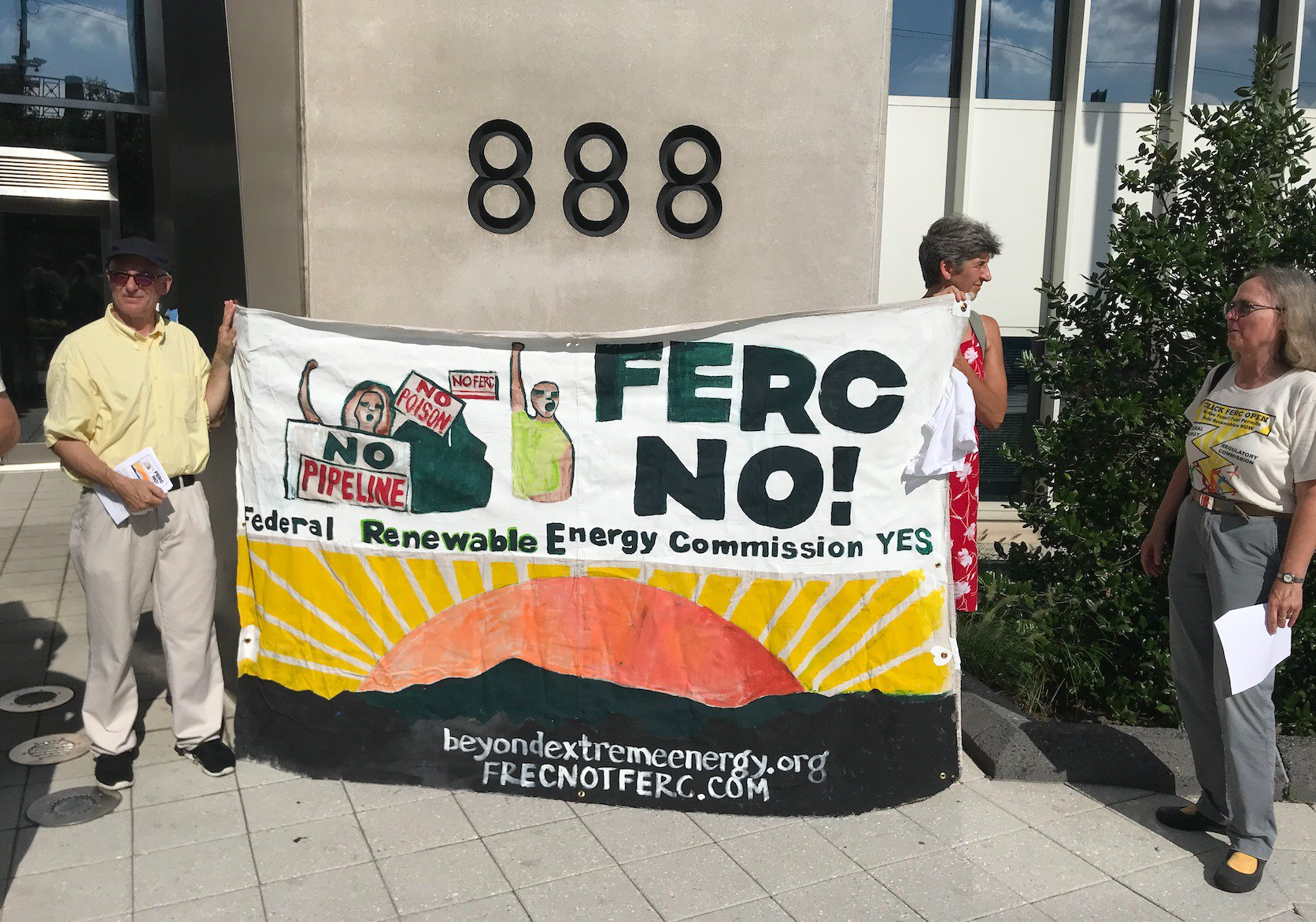 FERC NO Banner