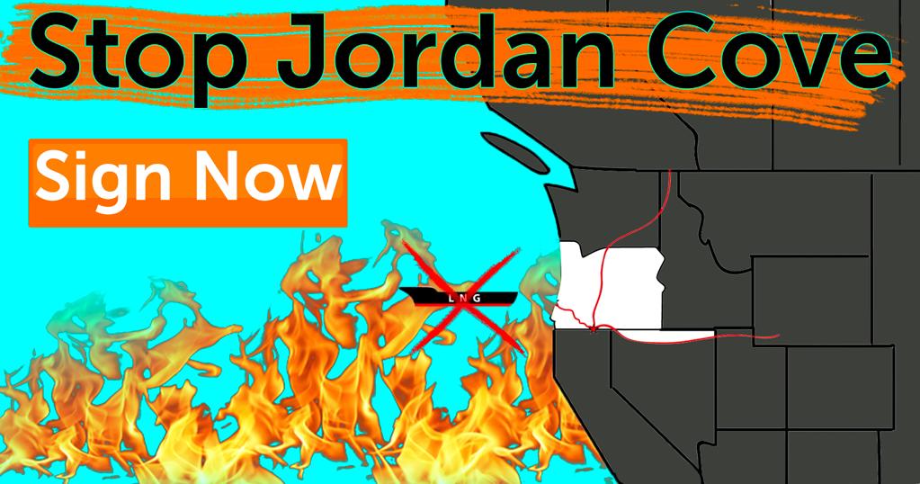 Stop Jordan Cove - sign now