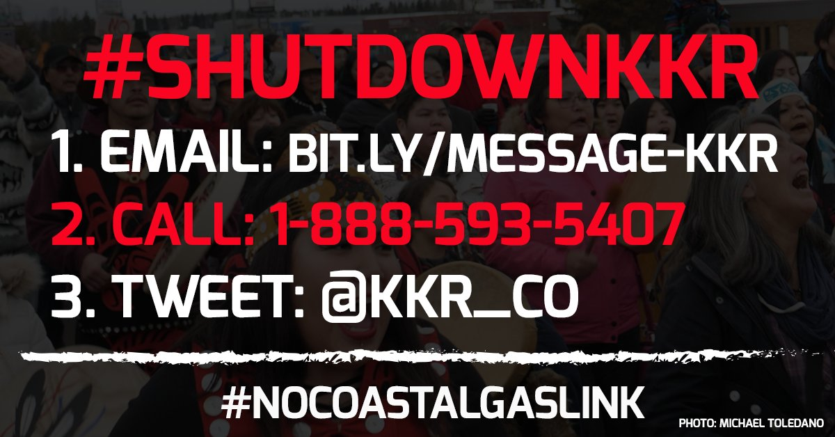 Shut Down KKR day of action March 23