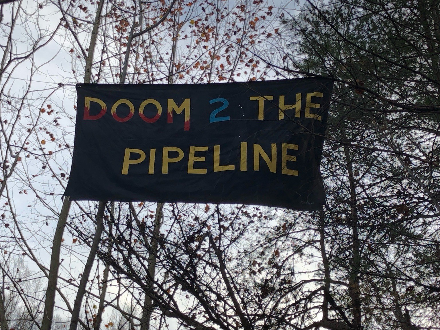 Doom 2 the Pipeline banner
