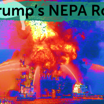 Say nope to Trump's NEPA rollback