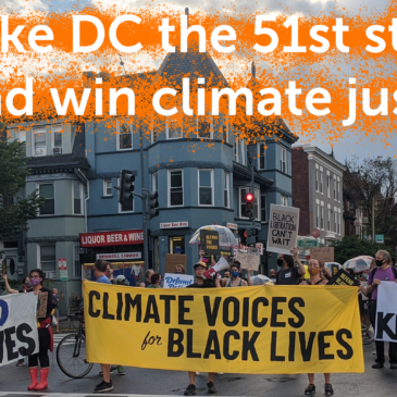 climate justice for black lives