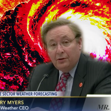 Stop Barry Myers NOAA nomination!
