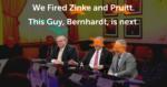 We fired Zinke and Pruitt, now help block Bernhardt