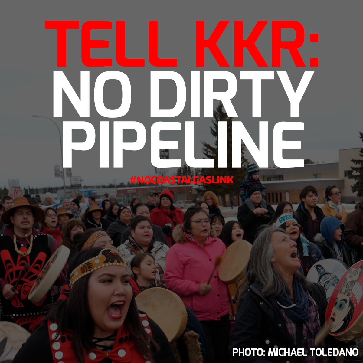 tell KKR: no dirty pipeline